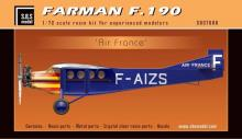 Farman F.190 'Air France' készlet