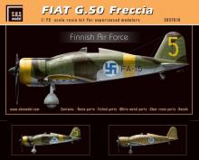 Fiat G.50 Freccia 'Finnish Air Force'